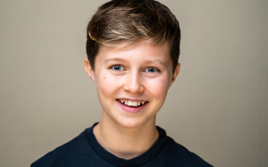 Child Actor headshots near Haywards Heath
